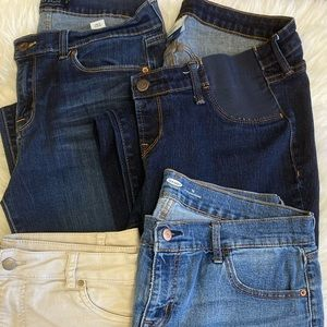 Bundle Jeans and shorts